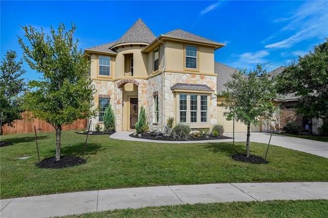 101 Hedgerow Ln, Liberty Hill, TX 78642 (#8824007) :: Papasan Real Estate Team @ Keller Williams Realty