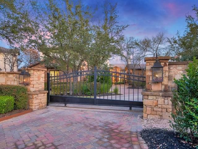 4720 Rockcliff Rd #4, Austin, TX 78746 (#8824416) :: Douglas Residential