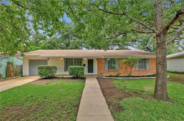 1606 Glenvalley Dr, Austin, TX 78723 (#8825184) :: Papasan Real Estate Team @ Keller Williams Realty