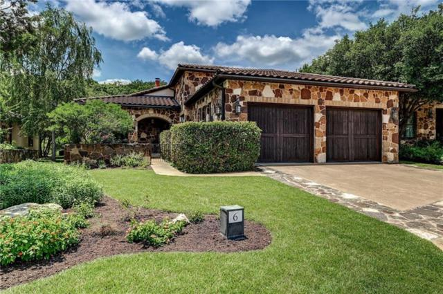 4501 Spanish Oaks Club Blvd #6, Bee Cave, TX 78738 (#8826828) :: Papasan Real Estate Team @ Keller Williams Realty