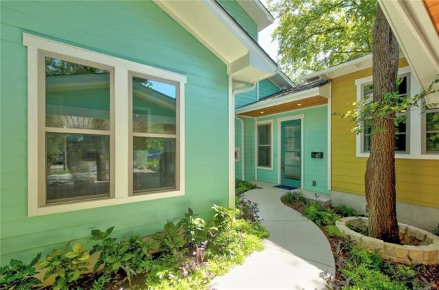 1622 W 10th St B, Austin, TX 78703 (#8827543) :: The Perry Henderson Group at Berkshire Hathaway Texas Realty