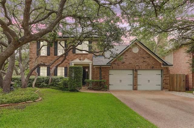 12414 Old Salt Trl, Austin, TX 78732 (#8829266) :: Ben Kinney Real Estate Team