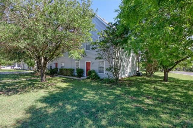 3001 Whisper Oaks Ln, Georgetown, TX 78628 (#8829443) :: Papasan Real Estate Team @ Keller Williams Realty