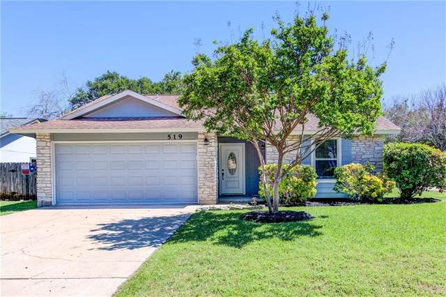 519 Purple Sage Dr, Round Rock, TX 78681 (#8831201) :: The Summers Group