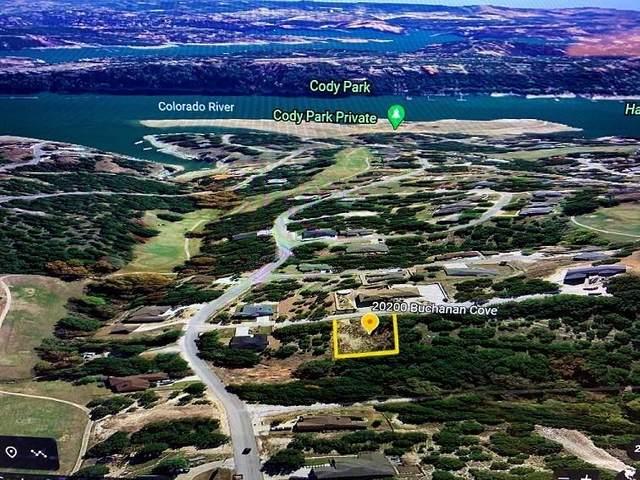 20200 Buchanan Cv, Lago Vista, TX 78645 (MLS #8832444) :: Vista Real Estate