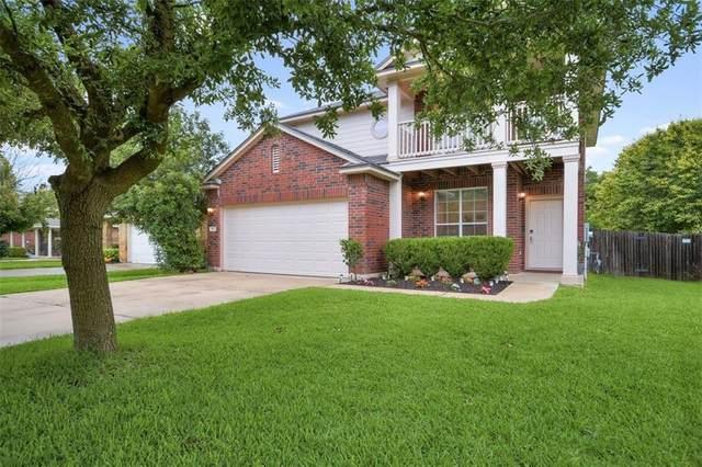 417 Grey Feather Ct, Round Rock, TX 78665 (MLS #8832480) :: Brautigan Realty