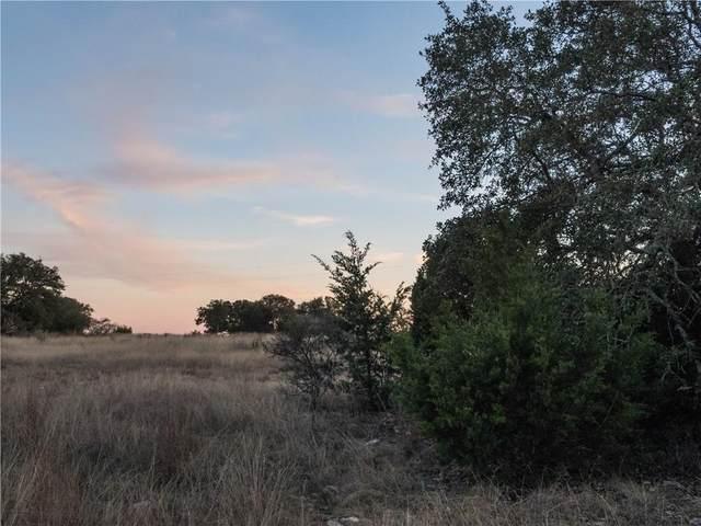 Lot 51-A Three Creeks Dr, Bertram, TX 78605 (#8832552) :: Bristol Palin Team