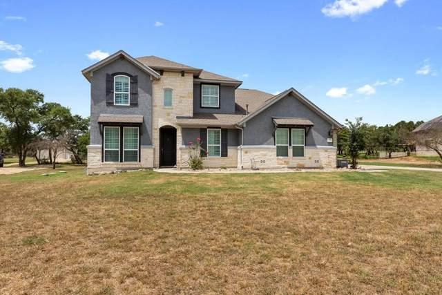 251 Appalachian Trl, New Braunfels, TX 78132 (#8833040) :: Papasan Real Estate Team @ Keller Williams Realty