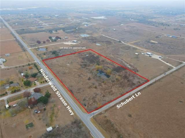 8415 Niederwald Strasse Highway, Niederwald, TX 78640 (#8833084) :: Realty Executives - Town & Country