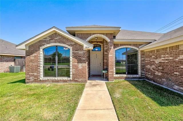 1804 Bailey Dr, Copperas Cove, TX 76522 (#8833203) :: Papasan Real Estate Team @ Keller Williams Realty
