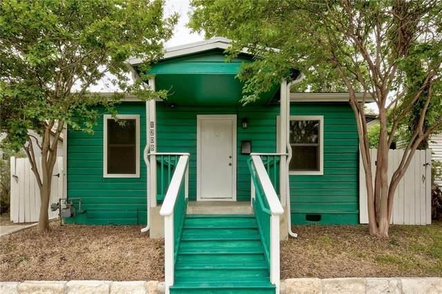 1208 Chestnut Ave, Austin, TX 78702 (MLS #8834103) :: Vista Real Estate