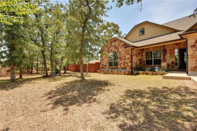 110 Kou Ct, Bastrop, TX 78602 (#8838376) :: The ZinaSells Group
