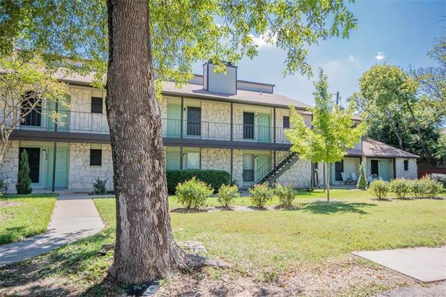 4307 S 1st St #207, Austin, TX 78745 (#8838608) :: The Perry Henderson Group at Berkshire Hathaway Texas Realty