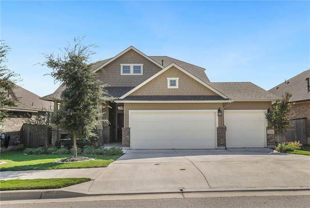 2725 Rabbit Creek Dr, Georgetown, TX 78626 (#8838827) :: The Summers Group