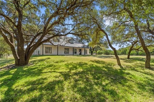 11 Fair Oaks St, Leander, TX 78641 (#8838872) :: Papasan Real Estate Team @ Keller Williams Realty