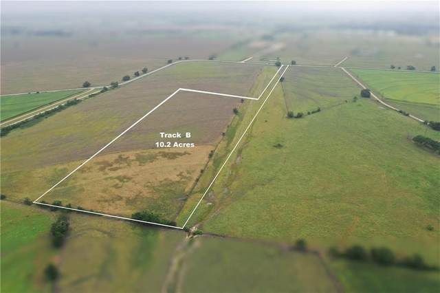 Tract B County Rd 329 Rd, Granger, TX 76530 (#8840240) :: The Summers Group
