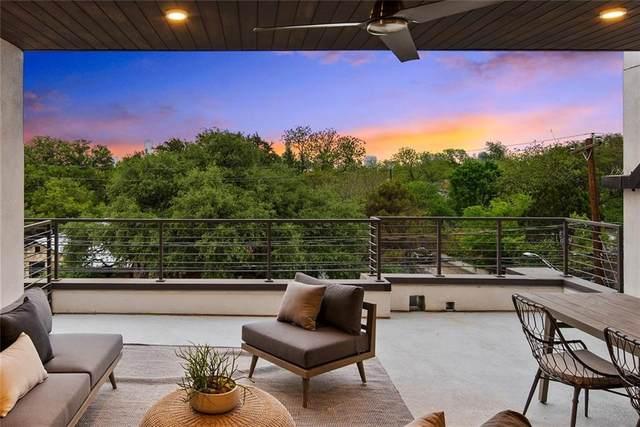 2003 Wilson St #4, Austin, TX 78704 (#8840864) :: Front Real Estate Co.