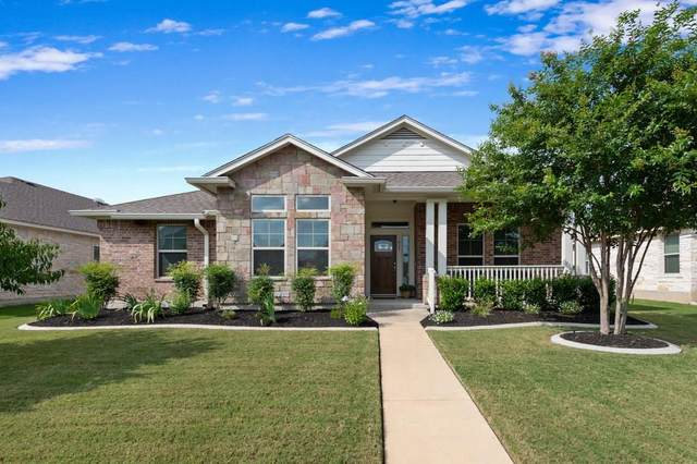 917 Walnut Canyon Blvd, Pflugerville, TX 78660 (#8843355) :: The Heyl Group at Keller Williams