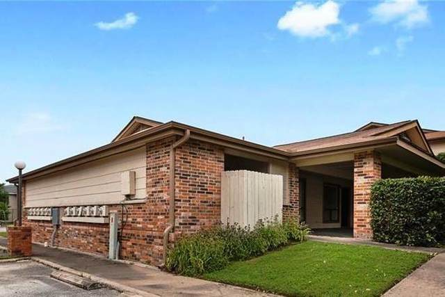 1705 Crossing Pl #129, Austin, TX 78741 (#8844021) :: The Perry Henderson Group at Berkshire Hathaway Texas Realty