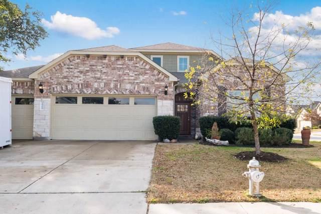 1909 Granite Springs Rd, Leander, TX 78641 (#8845685) :: Papasan Real Estate Team @ Keller Williams Realty