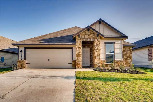 1621 T. H. Johnson Dr, Taylor, TX 76574 (#8846151) :: First Texas Brokerage Company