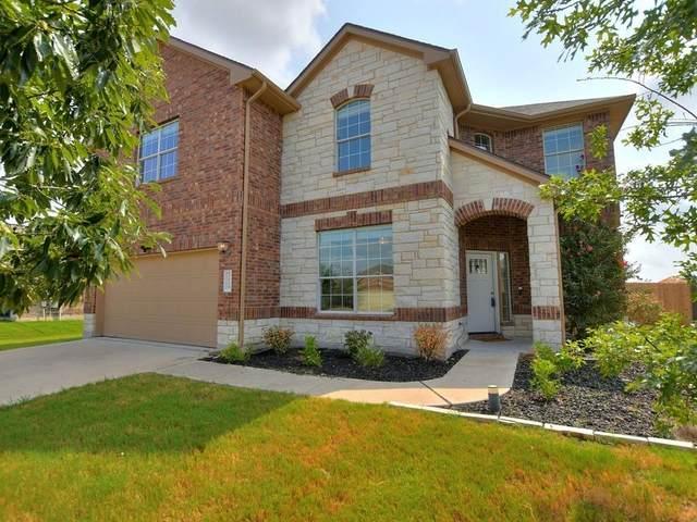 3604 Heron Roost Pass, Pflugerville, TX 78660 (#8848408) :: Ben Kinney Real Estate Team