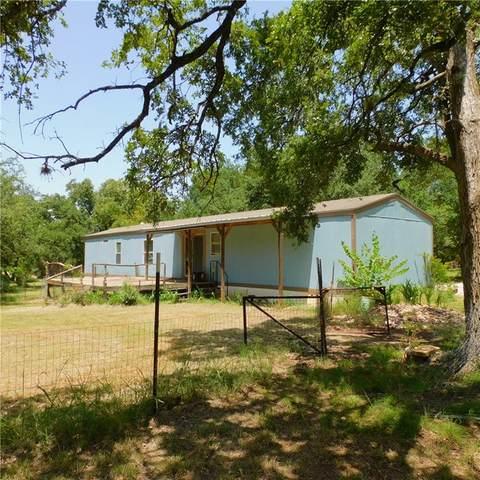 440 County Road 229, Florence, TX 76527 (MLS #8856593) :: HergGroup San Antonio Team