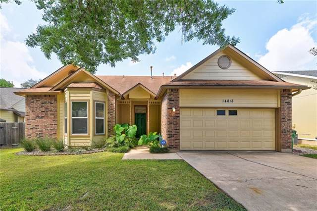 14818 Yellowleaf Trl, Austin, TX 78728 (#8857408) :: The Perry Henderson Group at Berkshire Hathaway Texas Realty