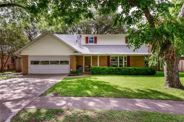 6307 Treadwell Blvd, Austin, TX 78757 (#8857807) :: Ben Kinney Real Estate Team
