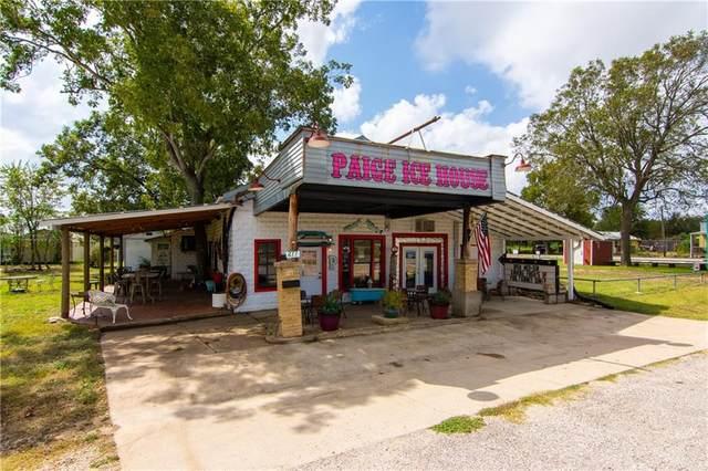 277 Old Highway 20 E, Paige, TX 78659 (#8858936) :: Bristol Palin Team