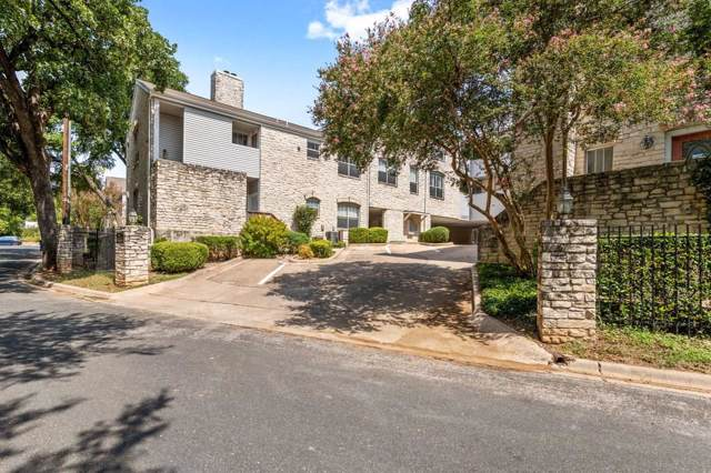 2520 Quarry Rd #205, Austin, TX 78703 (#8859272) :: The Perry Henderson Group at Berkshire Hathaway Texas Realty