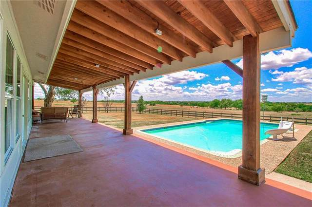 2750 County Road 100, Hutto, TX 78634 (#8859521) :: ONE ELITE REALTY