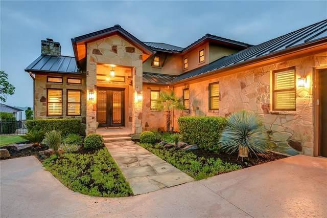 3706 Pack Saddle Dr, Horseshoe Bay, TX 78657 (#8860495) :: Papasan Real Estate Team @ Keller Williams Realty
