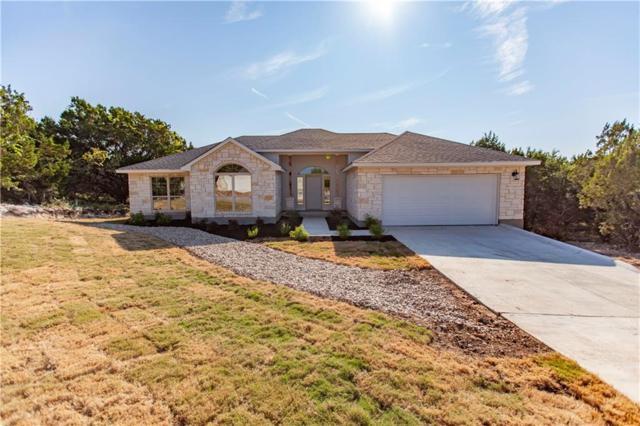 4001 Crockett Ave, Lago Vista, TX 78645 (#8860640) :: Zina & Co. Real Estate