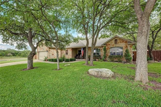 101 Creek Dr, Georgetown, TX 78628 (#8862799) :: Papasan Real Estate Team @ Keller Williams Realty