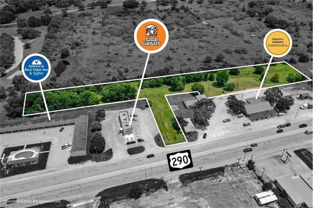 1799 E Austin St, Giddings, TX 78942 (#8863769) :: Ben Kinney Real Estate Team