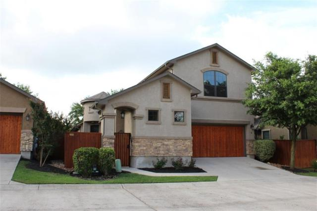 4332 Teravista Club Dr #9, Round Rock, TX 78665 (#8865639) :: The Perry Henderson Group at Berkshire Hathaway Texas Realty