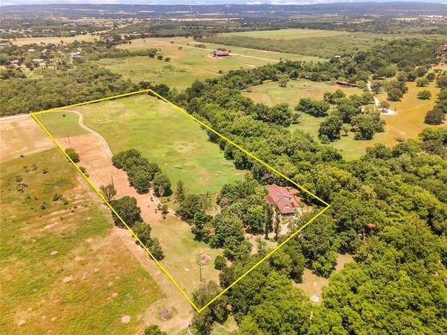 266 Fieldcrest Dr, Marble Falls, TX 78654 (#8865860) :: Zina & Co. Real Estate
