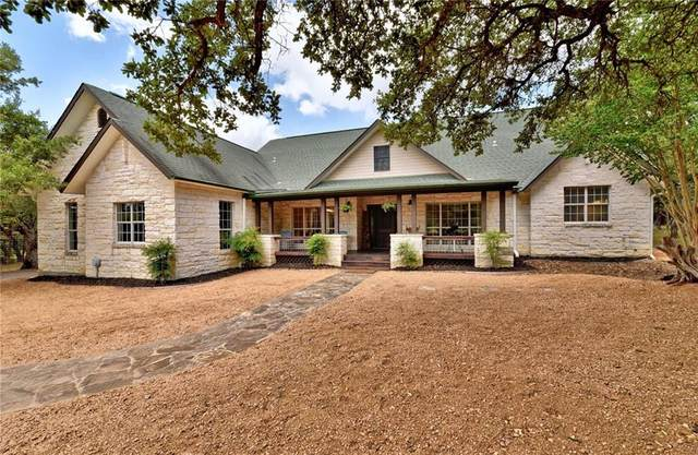 408 Sunrise Trl, Dripping Springs, TX 78620 (#8866728) :: The Heyl Group at Keller Williams