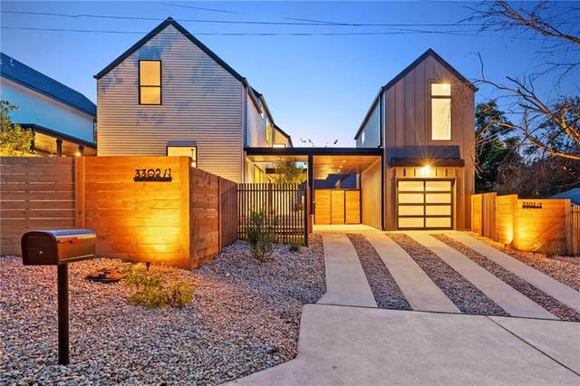 3302 Denver Ave #1, Austin, TX 78723 (#8868431) :: Papasan Real Estate Team @ Keller Williams Realty