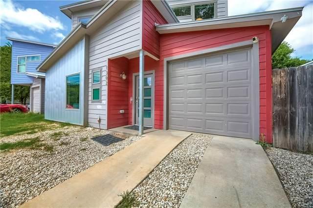 1302 E 3rd St, Austin, TX 78702 (#8872584) :: Ben Kinney Real Estate Team