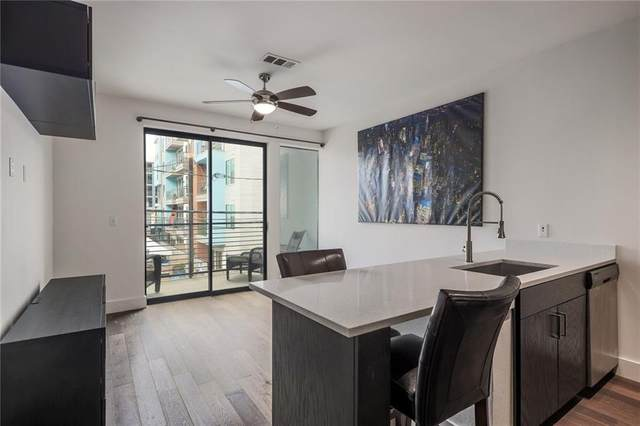 1615 E 7th St #207, Austin, TX 78702 (#8873975) :: Lauren McCoy with David Brodsky Properties