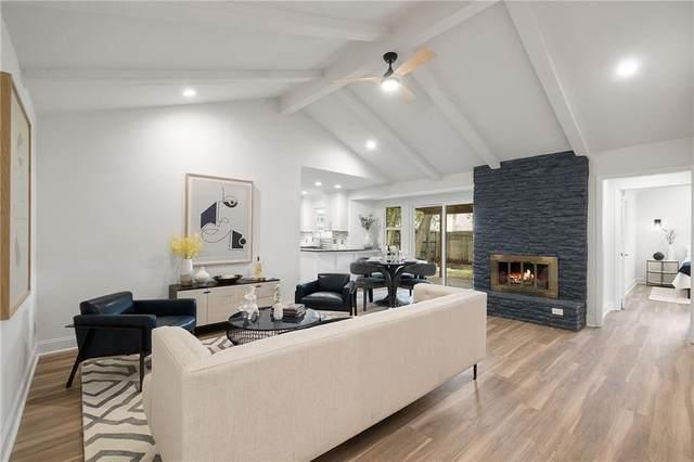 7312 Whispering Oaks Dr, Austin, TX 78745 (#8875682) :: Papasan Real Estate Team @ Keller Williams Realty