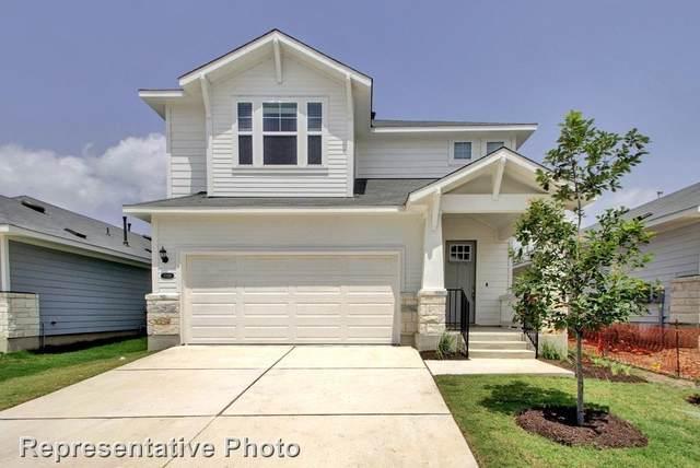 2511 Sam Bass Rd #6, Round Rock, TX 78781 (#8875954) :: Papasan Real Estate Team @ Keller Williams Realty