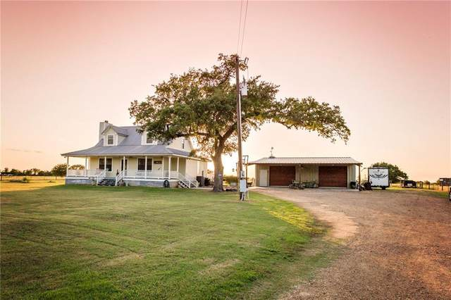 4302 Hwy 237, Round Top, TX 78961 (#8877183) :: The Perry Henderson Group at Berkshire Hathaway Texas Realty