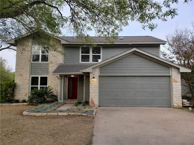 4006 Turquoise Cv, Austin, TX 78749 (#8877498) :: Ben Kinney Real Estate Team