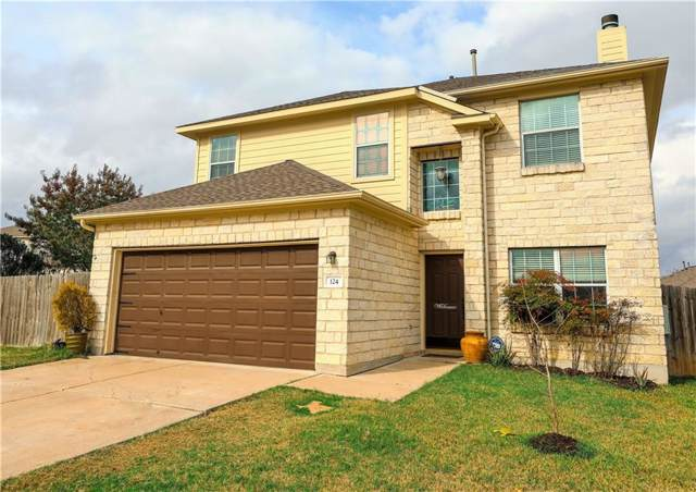 124 Amberwood Cv, Kyle, TX 78640 (#8877547) :: RE/MAX Capital City