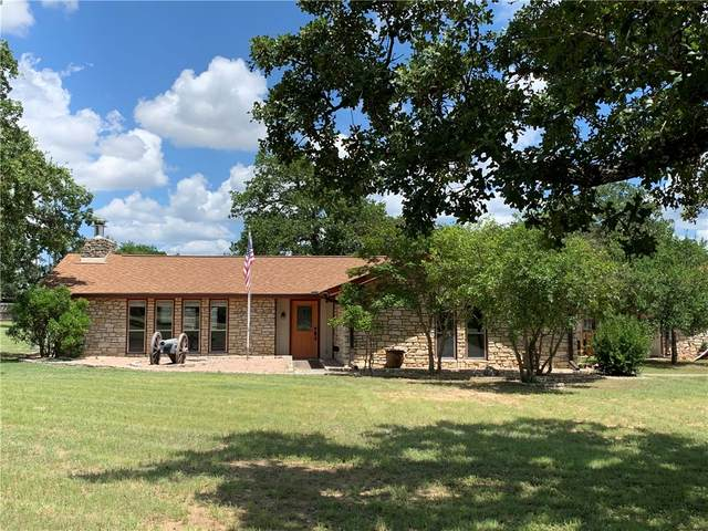 305 Leaning Tree, Marble Falls, TX 78654 (#8878364) :: Watters International