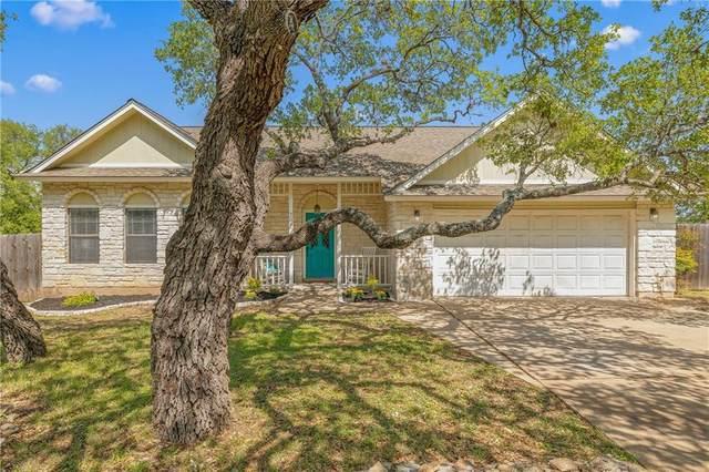704 Toledo Trl, Georgetown, TX 78628 (#8880223) :: Papasan Real Estate Team @ Keller Williams Realty
