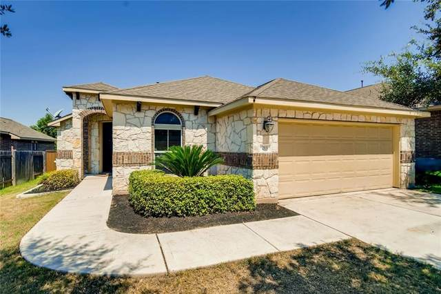 213 Caddo Lake Dr, Georgetown, TX 78628 (#8880377) :: The Heyl Group at Keller Williams